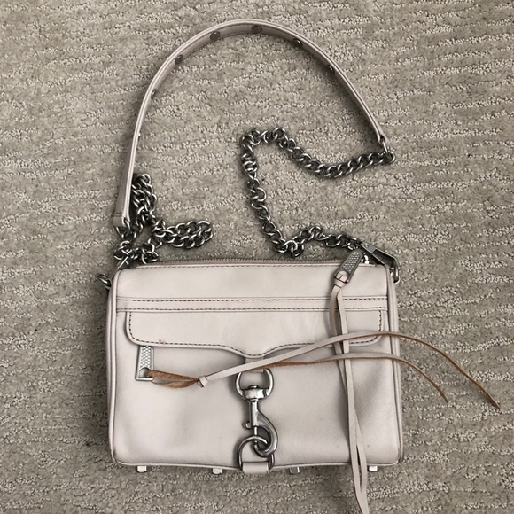 Rebecca Minkoff Handbags - Rebecca minkoff Mac mini bag